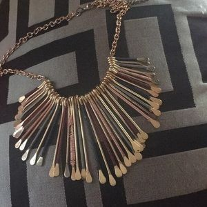 Quito blended necklace